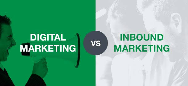 What's The Difference Between Digital Marketing and Inbound Marketing?
