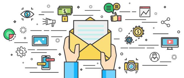 How to do Email Marketing through AOL Desktop Gold App