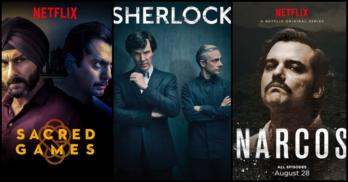 10 Best Shows on Netflix India