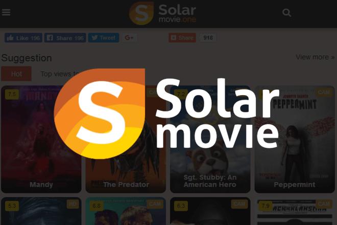 Sites Like SolarMovie for Watching Movies