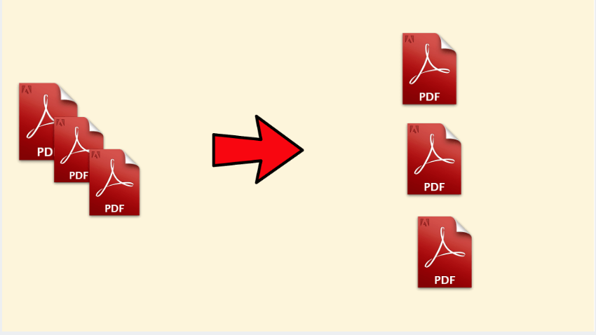 How to Split Multiple Page PDF into Separate Files in 2019?
