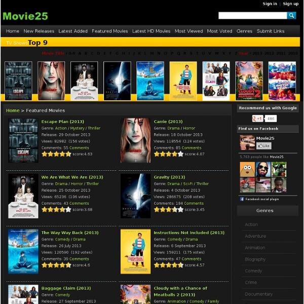 Watch movie25 free movies online