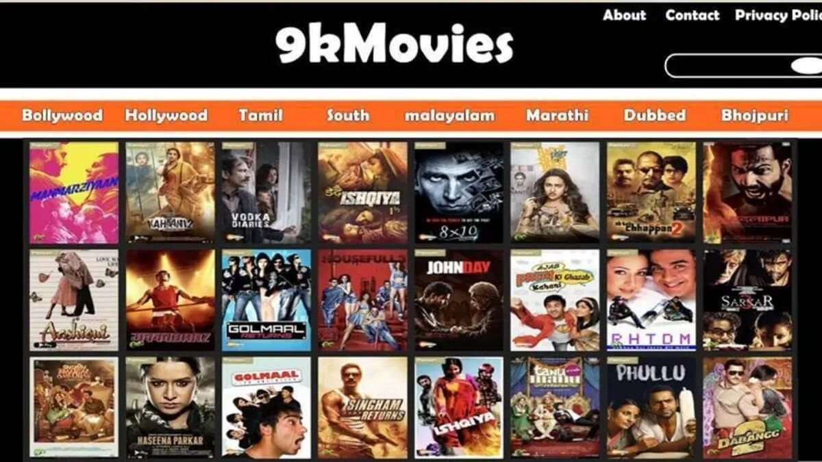 9kmovies 2020: 9k Movies Download Illegal HD Movies online, 9kmovie Latest Bollywood Movies Hollywood Movies Download from 9kmovies win, Latest 9kmovies News and Updates