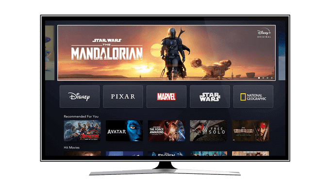 How to watch The Mandalorian T1 from anywhere online!