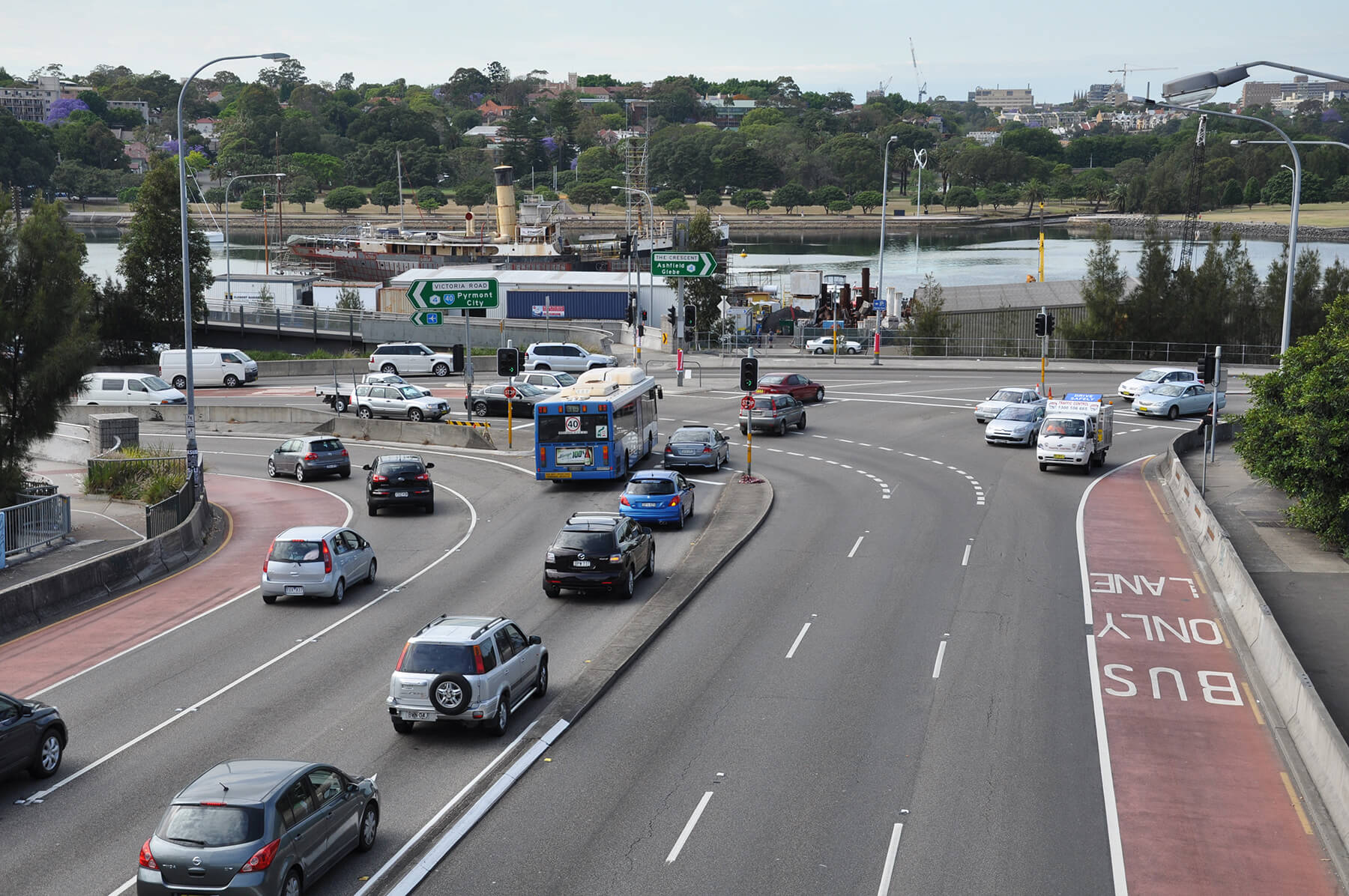 What Innovative Measures Are Taken to Ensure Road Traffic Safety