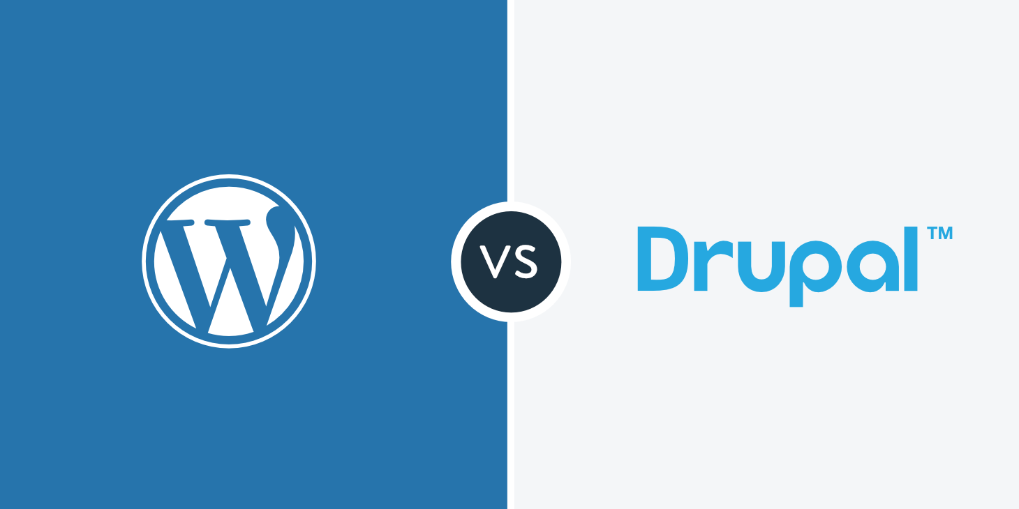 How to Choose Between Drupal and WordPress For Your Site