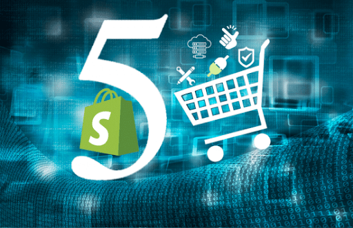 5 Benefits of Choosing Shopify As Your Ecommerce Host