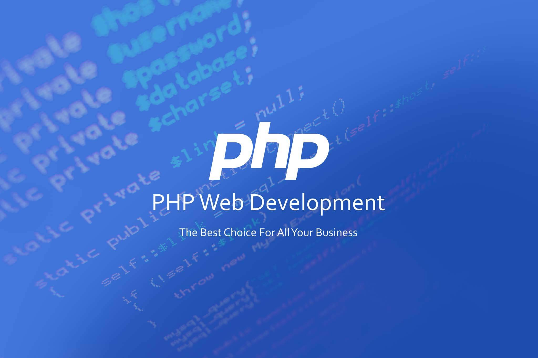 5 Reasons Why PHP Is Highly Preferred For Webapp Development