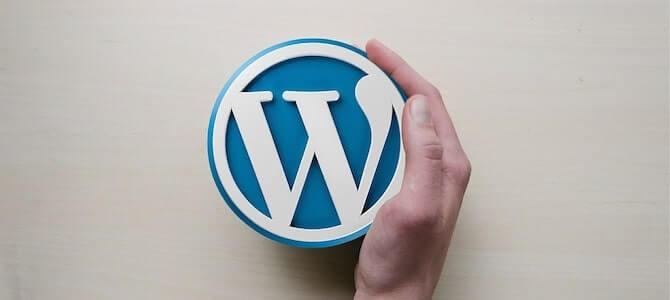 Why using WordPress?